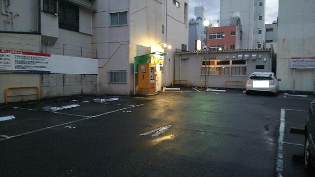 キ星 駐車場